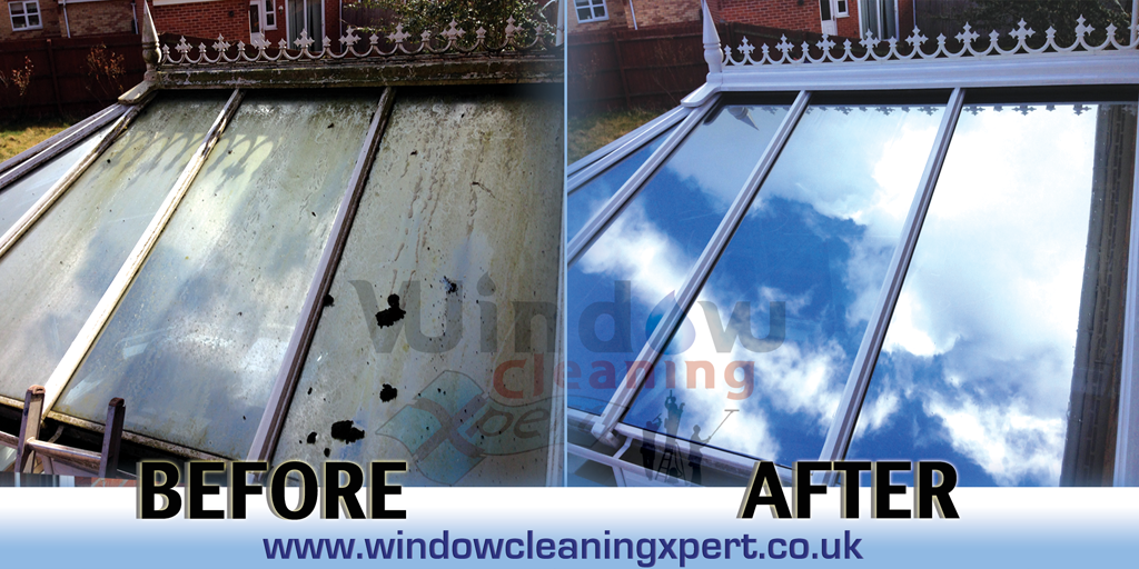 conservatory cleaning leicester