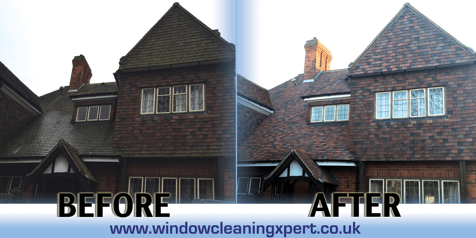 window cleaning leicester