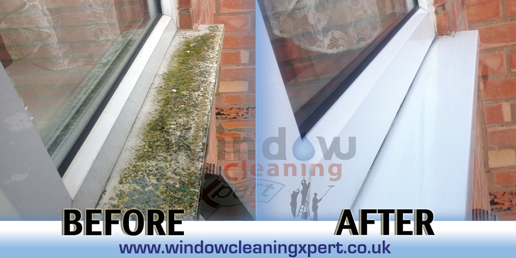 domestic window cleaning leicester