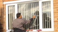 Window cleaning, Window cleaner