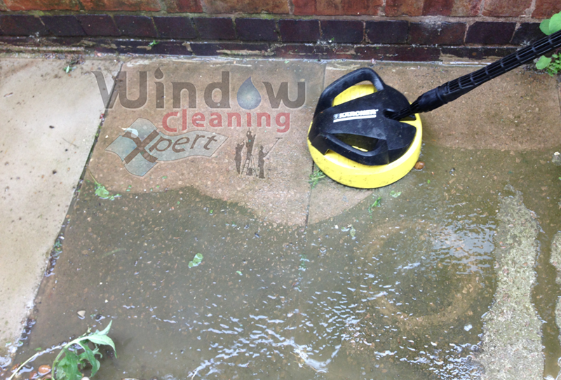 patio and decking cleaning
