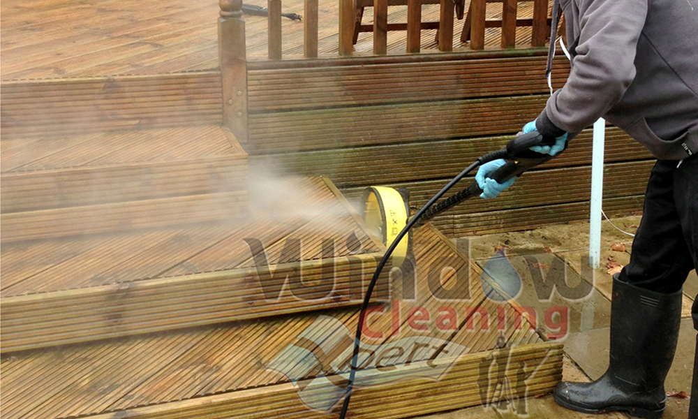 pressure cleaning leicester