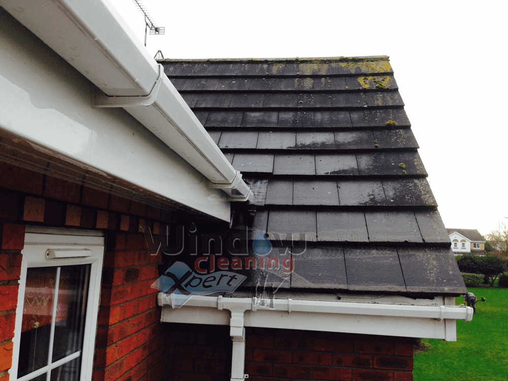 gutter cleaning east midland